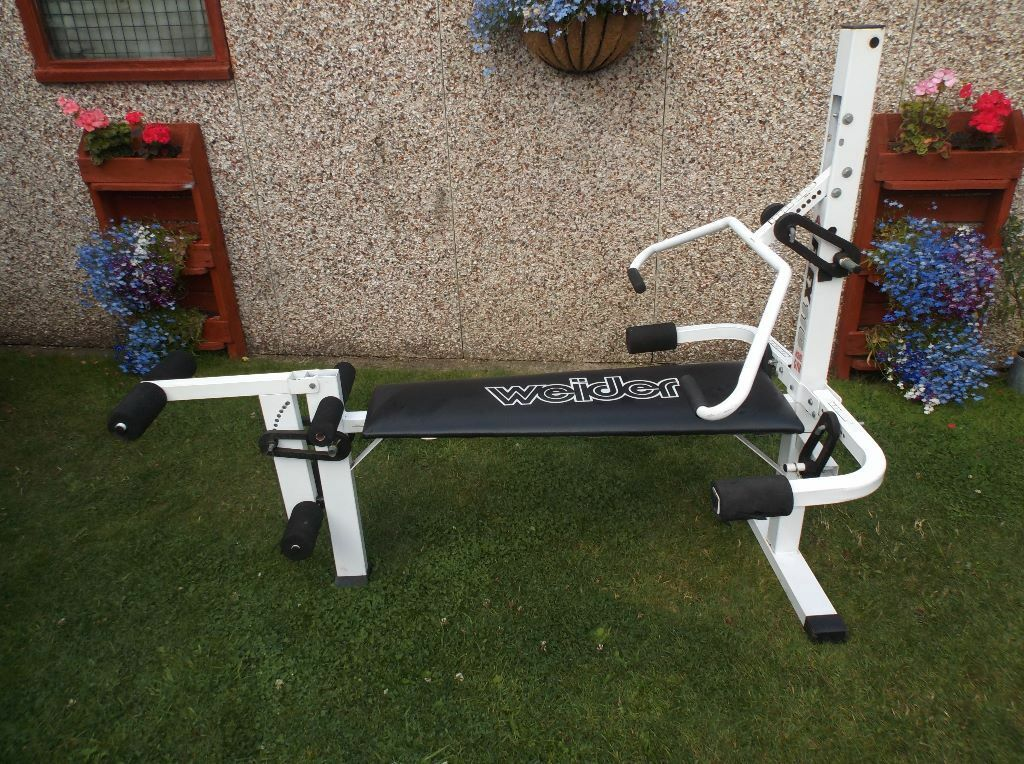 Home gym weider flex 110 in york north yorkshire gumtree - The flex house ...