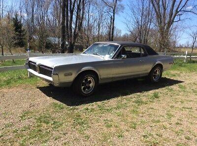 1968 Mercury Cougar XR7 1968 cougar XR7