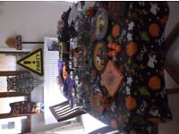 HALLOWEEN PARTY PLANNED SOON ? HERE IS ALL YOU WILL NEED APART FROM THE FOOD !