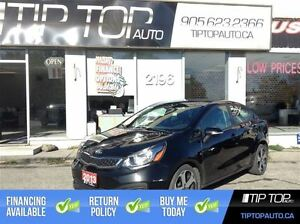 2013 Kia Rio SX ** Leather, Sunroof, Bluetooth **