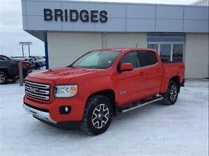 2015 GMC Canyon SLE**WELL MAINTAINED ONE OWNER TRUCK!**