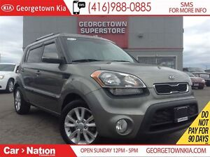 2012 Kia Soul 2U ALLOY WHEELS| HEATED SEATS| WINTER MATS| FOGS