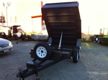 9x5 Tandem Hydraulic Tipper Trailer - Heavy Duty Narre Warren Casey Area Preview