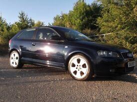 Audi A3 2 0 Tdi 140 Sport Hybrid Turbo Excellent Condition 200bhp