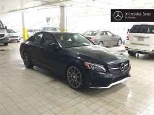 2016 Mercedes-Benz C-Class -