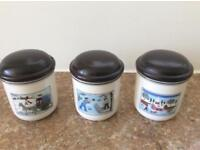 Small canisters
