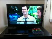 Tech wood 19 inch hd tv