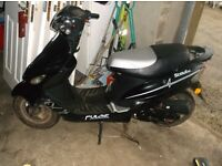 50cc Pulse scooter Scout 49 2010