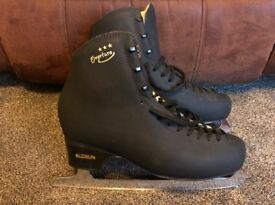 Edea Overture Men's Figure Skates - Size 295 (UK 9.5-10)