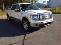 2011 Ford F-150 ALL SET TO GO WITH 4 BRAND NEW 20 TIRES KING RAN