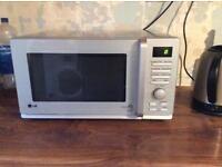 LG microwave wavedom