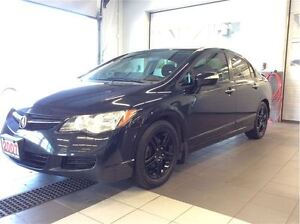 2007 Acura CSX Black on Black on Black!!