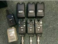 Delkim txi,s plus alarms x3 & Rx Pro Receiver & Extras