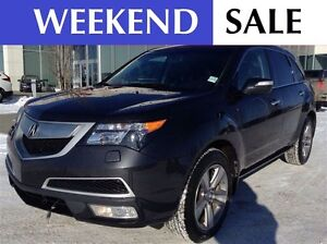 2013 Acura MDX AWD V6 | REMOTE START | BACK CAM | HEATED LEATHER