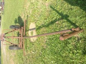 Logging Arch for sale at Atlantic Draft Horse Supply