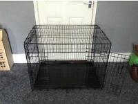 "30"" dog/puppy crate"