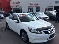 2011 Honda Accord SE- A better car at this price is hard to find
