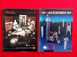 1989 Harley Davidson catalogues West Island Greater Montréal image 1