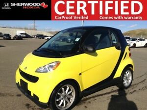 2008 smart fortwo Passion|LOW KMS|SUNROOF|HEATED SEATS| AUX
