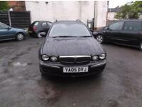 JAGUAR X-TYPE 2.0d XS (black) 2005