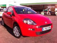 FIAT PUNTO 1.4 Easy (red) 2013