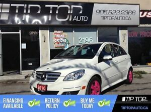 2010 Mercedes-Benz B-Class B200 ** Low KMs, Great shape, must lo