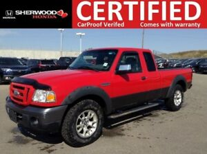 2008 Ford Ranger FX4/Off-Road 4X4|FOG| AC| LOW KMS!!!