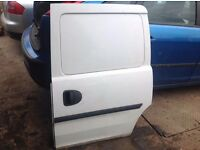 Vauxhall Combo White Left door