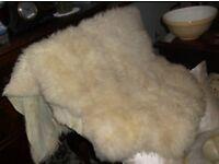 vintage sheep skin rugs