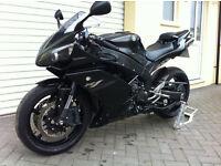 2008 Yamaha R1 9200 miles