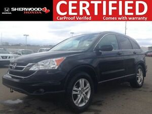 2011 Honda CR-V EX-L Navi AWD|HEATED LEATHER |REMOTE START | AC