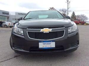 2014 Chevrolet Cruze 1LT | REAR CAM | BLUETOOTH | HEATED MIRRORS Kawartha Lakes Peterborough Area image 8