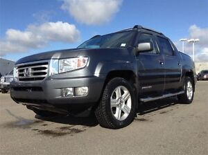 2013 Honda Ridgeline Touring 4x4 | 3M | HEATED LEATHER SEATS | B