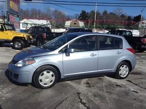 2009 Nissan Versa 1.8 S., NEW SAFETY, GREAT ON GAS!!