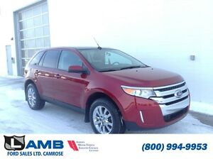 2013 Ford Edge SEL 202A AWD Navigation Moonroof Reverse Camera