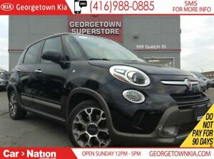 2014 Fiat 500L NAVI|PANO ROOF| HEATED SEATS| ALLOY WHEELS