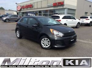2017 Kia Rio5 LX+ | CRUISE | HEATED SEATS