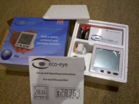Eco-eye electricity monitor. New.