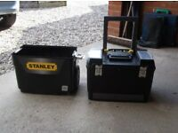 Stanley Trolley Tool Box/Workstation