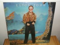 ELTON JOHN CARIBOU VINYL ALBUM