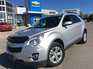2013 Chevrolet Equinox LT | 3.6L V6 | Bluetooth | Rear Cam Kawartha Lakes Peterborough Area image 1