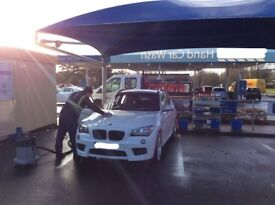 Hand Car Wash in Coventry for Sale!