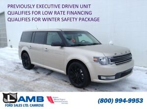 2017 Ford Flex SEL AWD with Navigation, Vista Roof and Appearanc