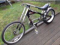 push bike Chopper Stingray Bicycle Cruiser, ideal for 10-15 Year old COLLECT from IP3