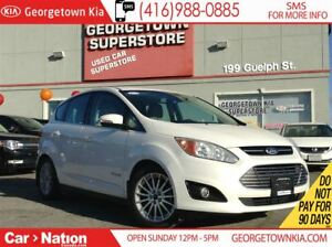2014 Ford C-Max NAVI| LEATHER| ALLOYS| HEATED SEATS| LOW KMS