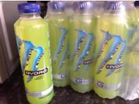 Monster Energy drinks 11 bottles