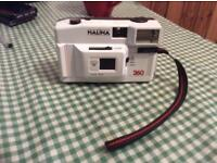 Halina 260 camera