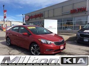 2014 Kia Forte 2.0L EX SUNROOF | HEATED SEATS | ALLOYS