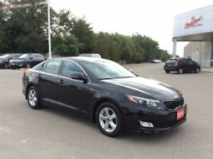 2015 Kia Optima LX..1 Owner..accident free..