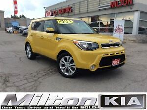 2014 Kia Soul EX | HEATED SEATS | BLUE TOOTH | ALLOYS